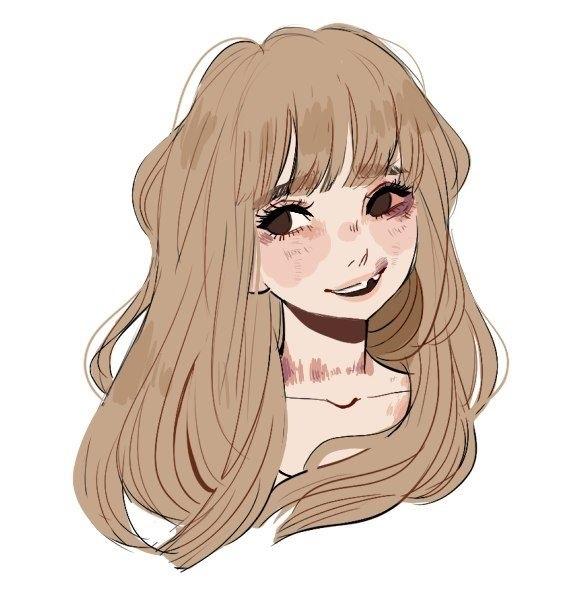 Красивые рисунки Шарлотта для срисовки010