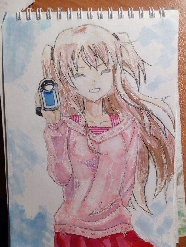 Красивые рисунки Шарлотта для срисовки013