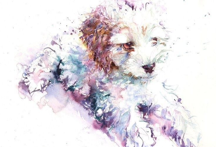 Красивые рисунки акварелью для срисовки003