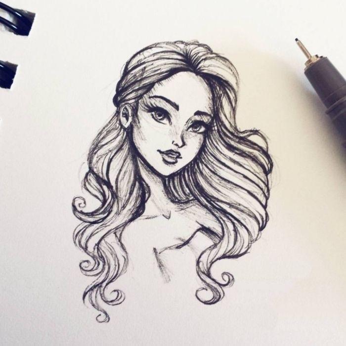 Красивые рисунки акварелью для срисовки004