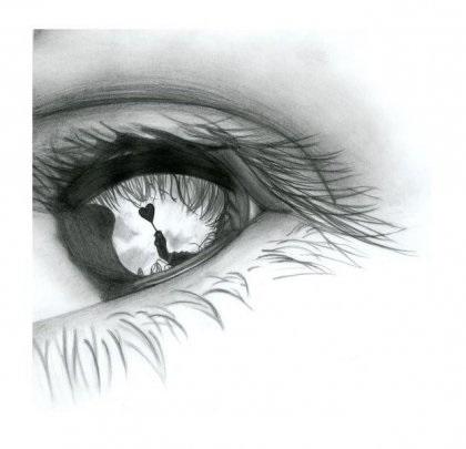 Красивые рисунки акварелью для срисовки013