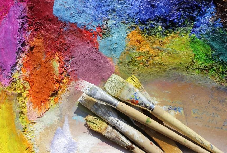 Красивые рисунки акриловыми красками для срисовки013