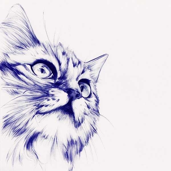 Красивые рисунки в тетради для срисовки004