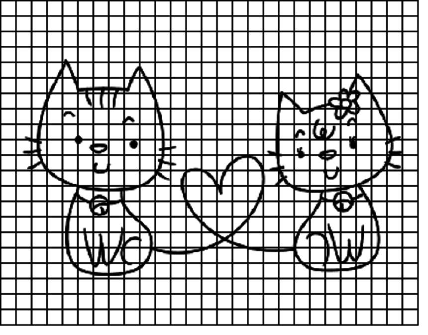 Красивые рисунки в тетради для срисовки012