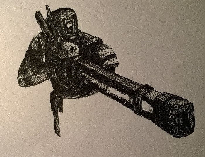 Красивые рисунки гелевой ручкой для срисовки006