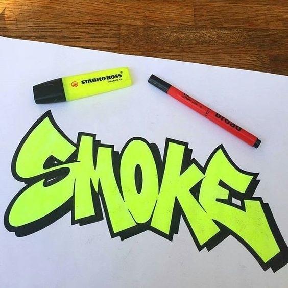 Красивые рисунки граффити для срисовки003