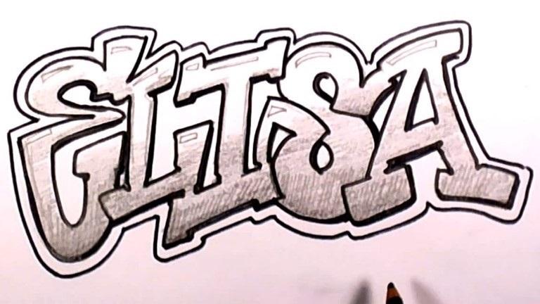 Красивые рисунки граффити для срисовки007