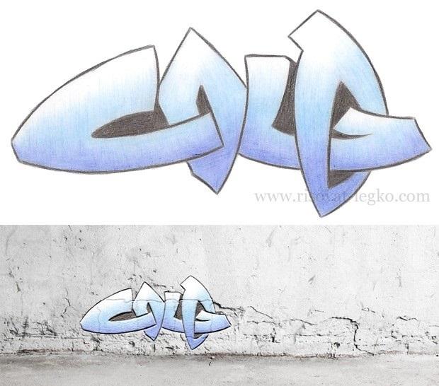 Красивые рисунки граффити для срисовки016