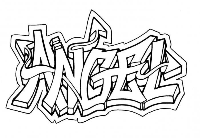 Красивые рисунки граффити для срисовки017