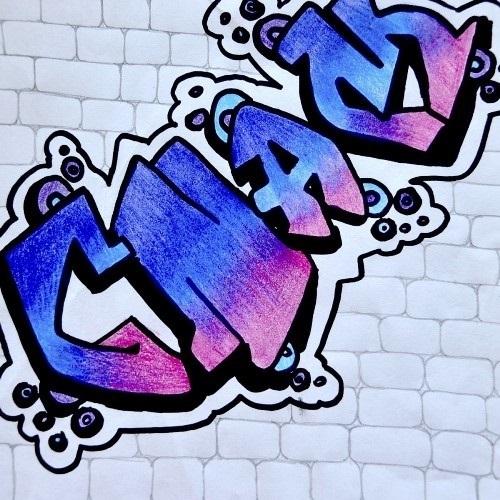 Красивые рисунки граффити для срисовки019