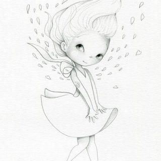 Красивые рисунки гуашью для срисовки020