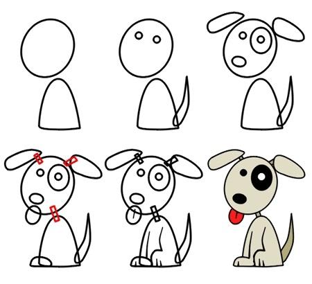 Красивые рисунки для детей для срисовки002