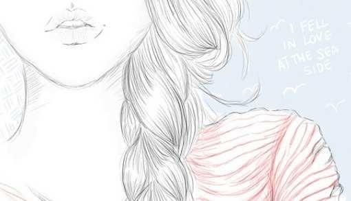 Красивые рисунки для детей для срисовки014