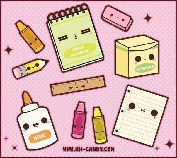 Красивые рисунки для личного дневника для срисовки009