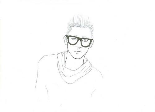 Красивые рисунки для мальчиков для срисовки003