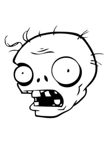 Красивые рисунки зомби для срисовки011