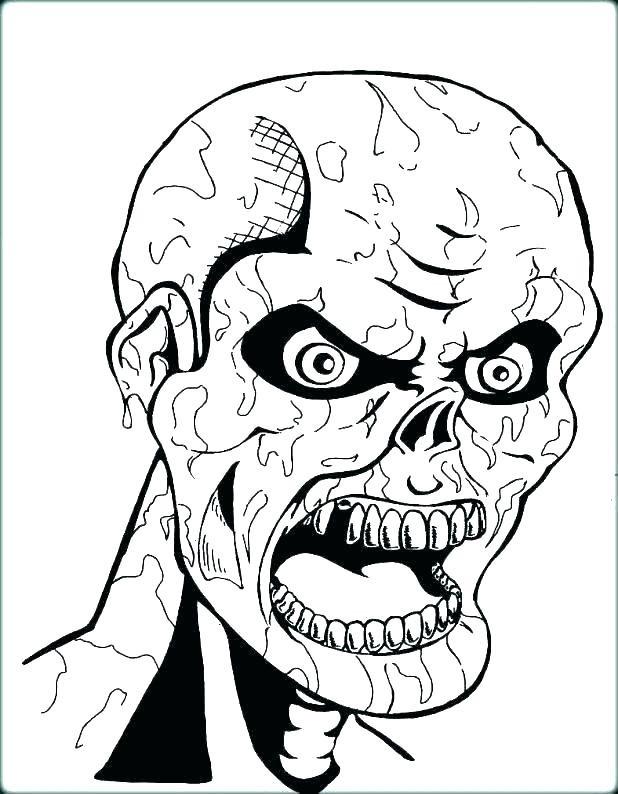 Красивые рисунки зомби для срисовки015