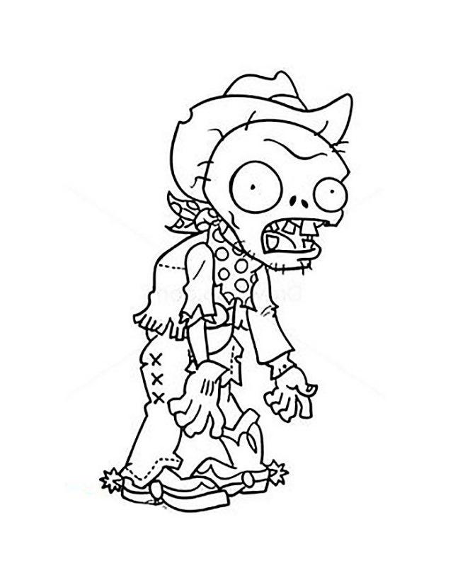 Красивые рисунки зомби для срисовки016