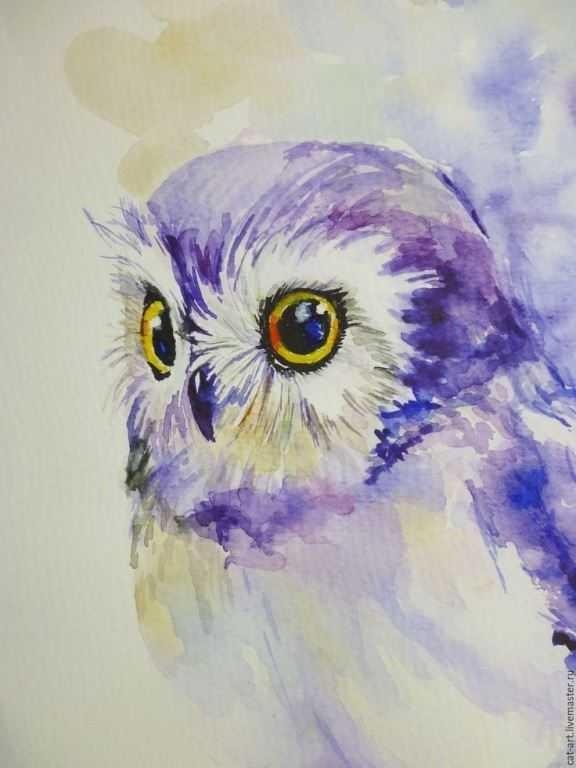 Красивые рисунки красками для срисовки008