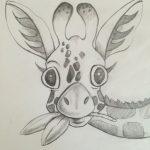 Красивые рисунки мультяшек для срисовки