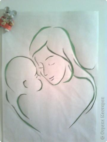 Красивые рисунки на день матери в России (16)