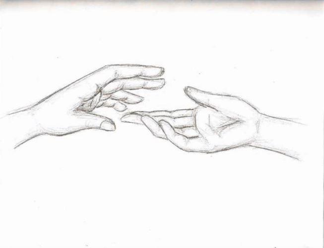 Красивые рисунки на руке для срисовки001