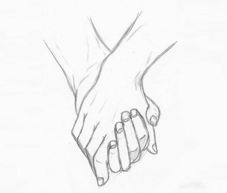 Красивые рисунки на руке для срисовки002
