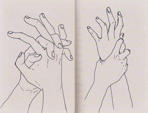 Красивые рисунки на руке для срисовки022
