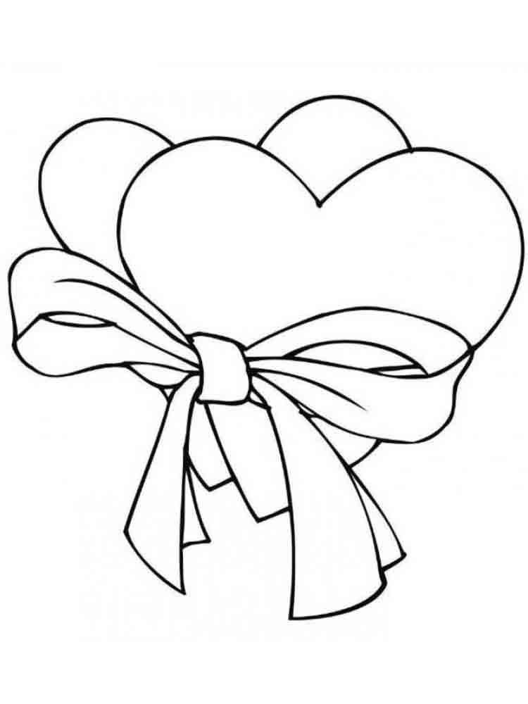 Красивые рисунки сердца для срисовки008