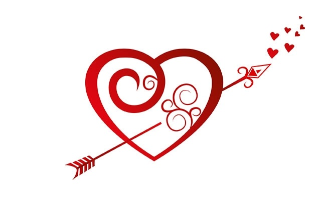 Красивые рисунки сердца для срисовки015