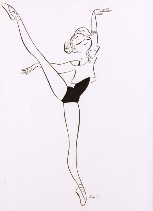 Красивые рисунки спорта для срисовки009