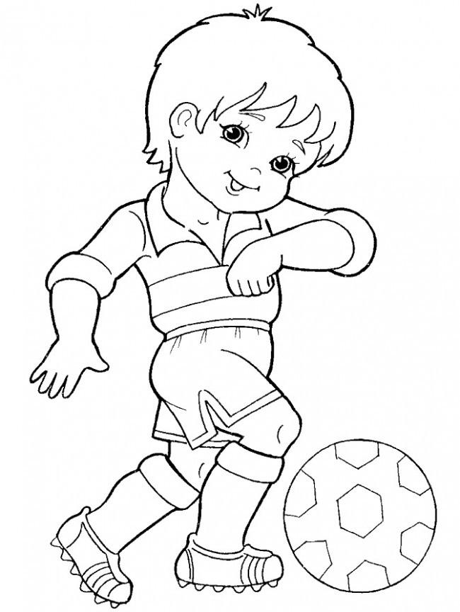 Красивые рисунки спорта для срисовки010