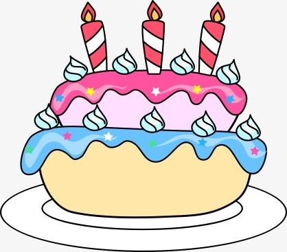 Красивые рисунки тортов для срисовки018