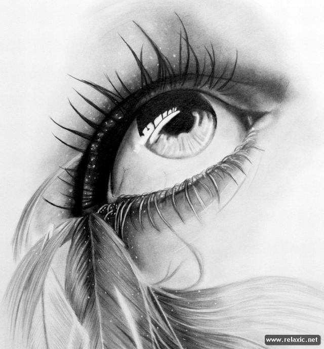 Красивые рисунки углем для срисовки003