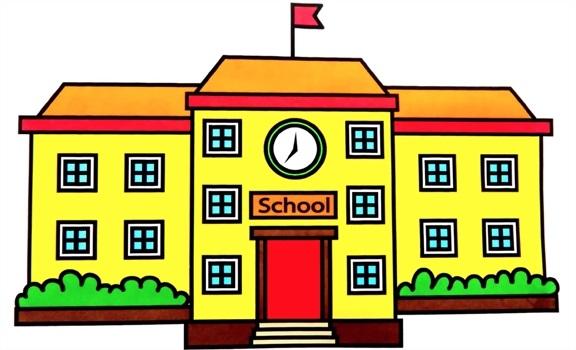 Красивые рисунки школы для срисовки014