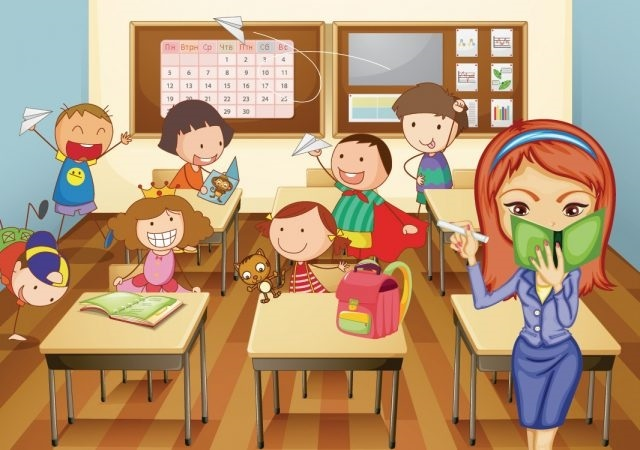 Красивые рисунки школы для срисовки016