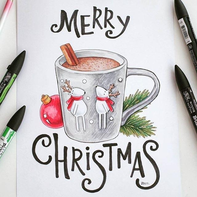 Красивые рисунки шоколадом для срисовки017