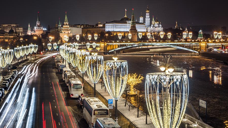 Красивые фото Москвы в ноябре 2019 года (10)