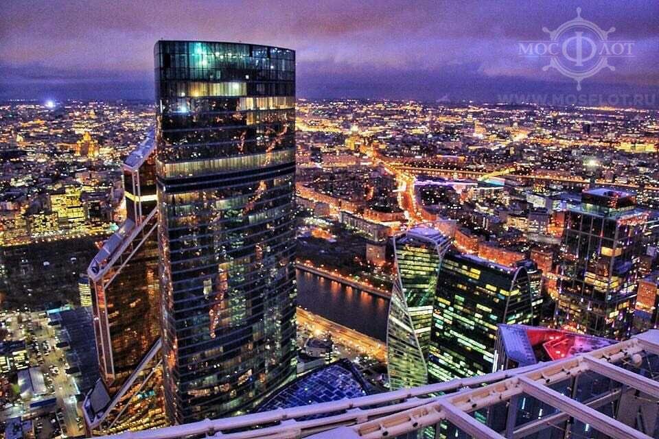 Красивые фото Москвы в ноябре 2019 года (11)