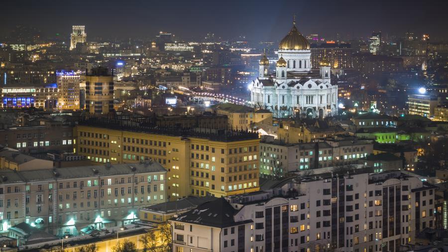 Красивые фото Москвы в ноябре 2019 года (14)