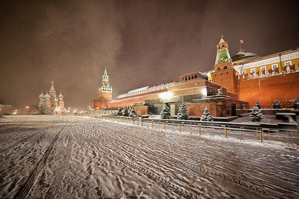 Красивые фото Москвы в ноябре 2019 года (15)
