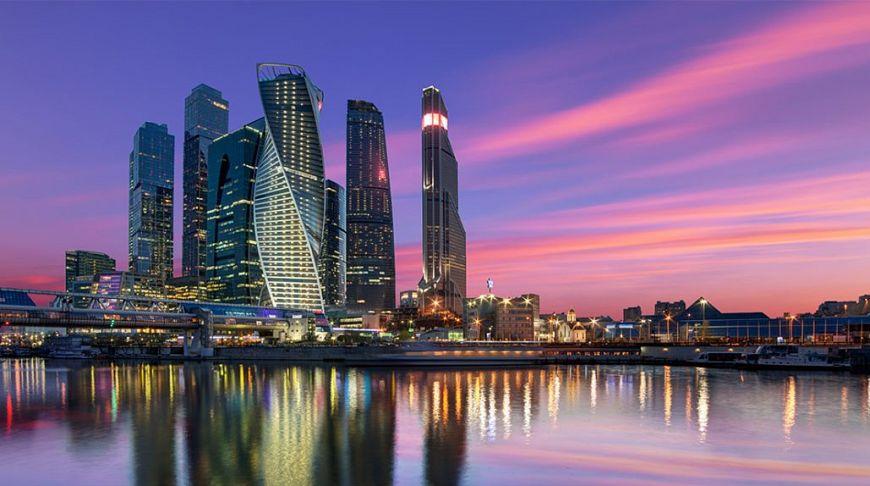Красивые фото Москвы в ноябре 2019 года (17)