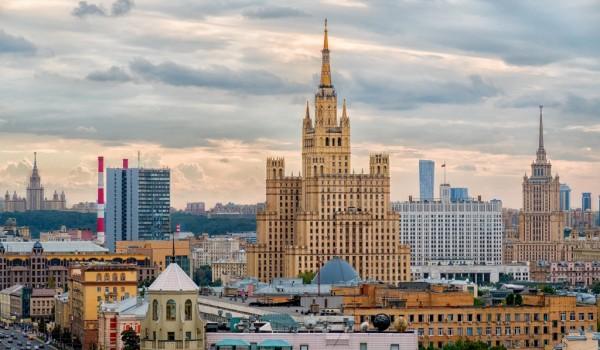 Красивые фото Москвы в ноябре 2019 года (18)