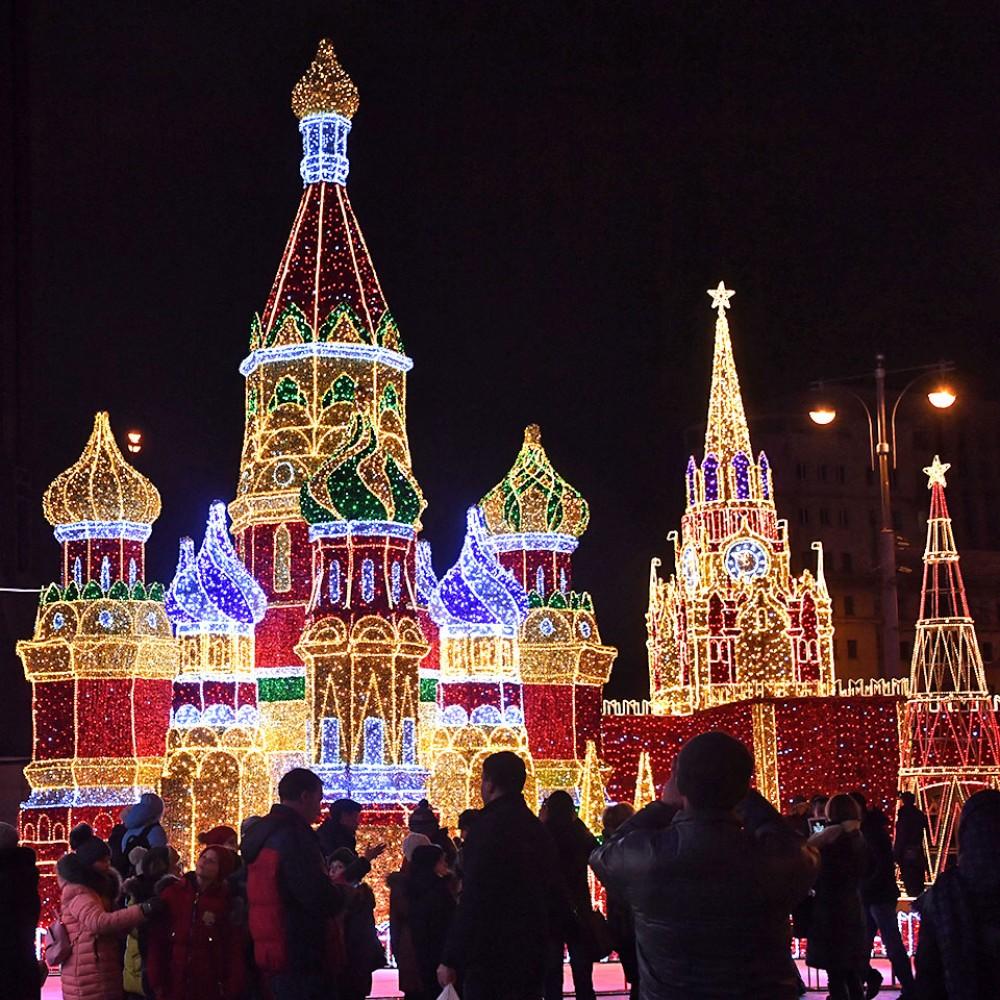 Красивые фото Москвы в ноябре 2019 года (21)
