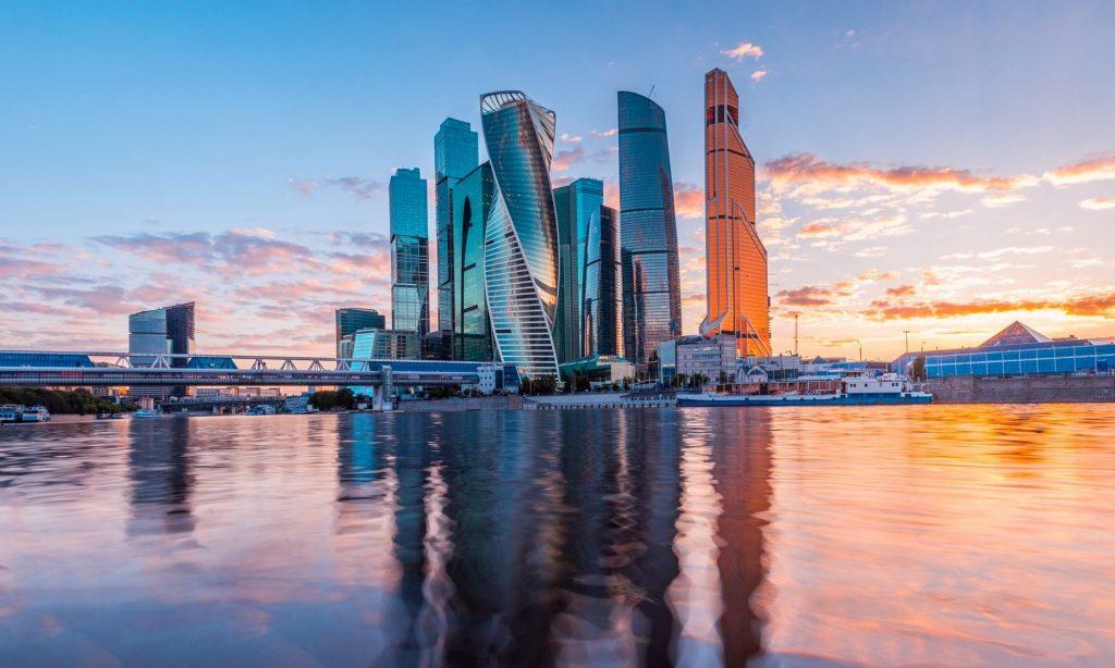 Красивые фото Москвы в ноябре 2019 года (22)