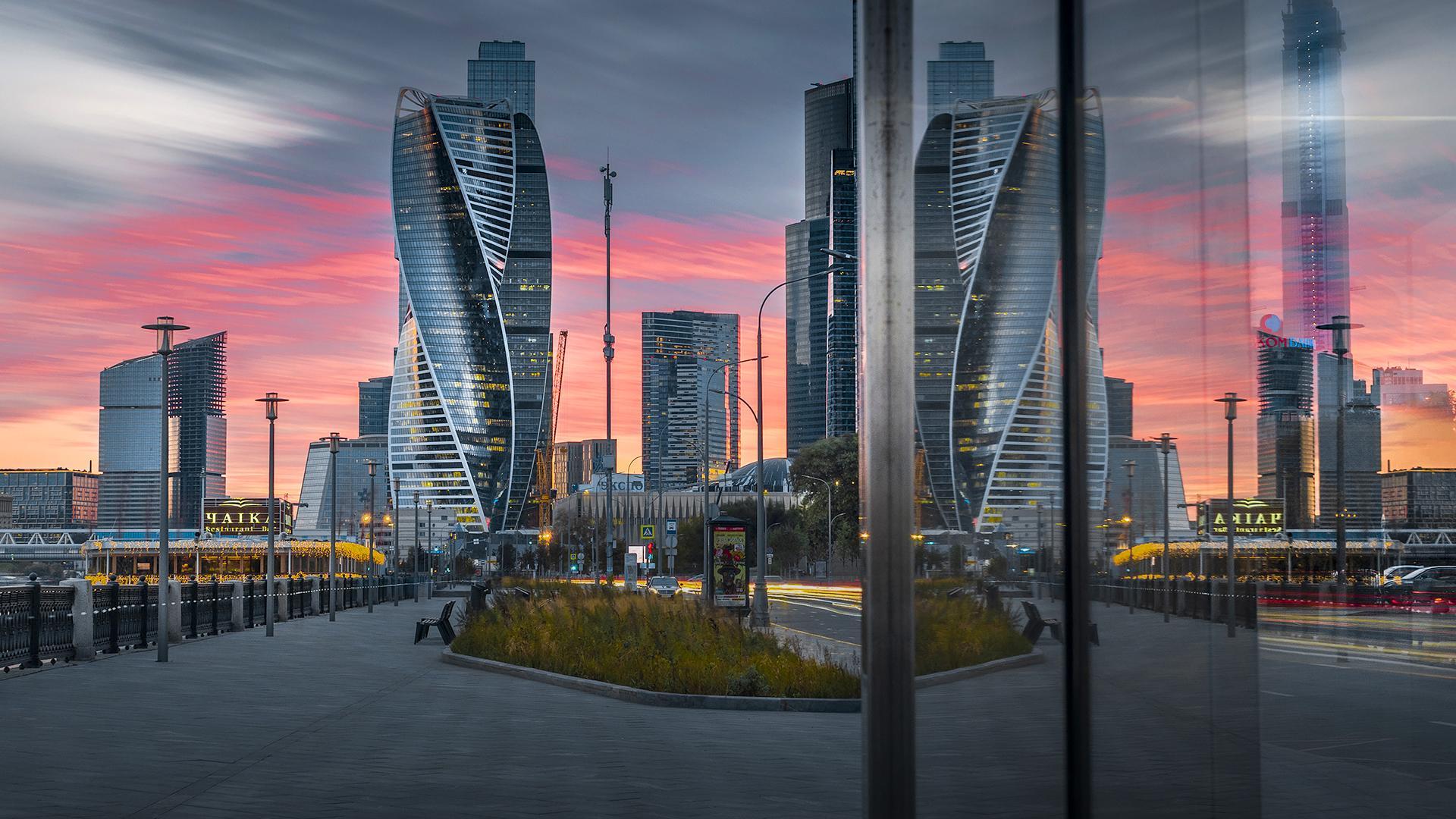 Красивые фото Москвы в ноябре 2019 года (23)