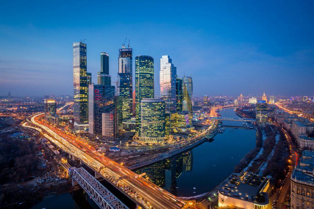 Красивые фото Москвы в ноябре 2019 года (3)