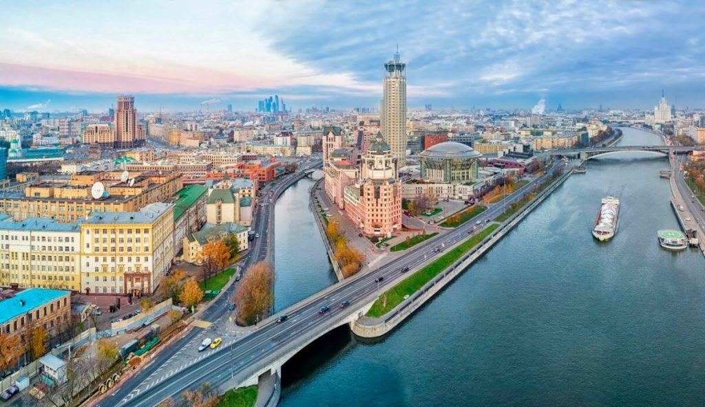 Красивые фото Москвы в ноябре 2019 года (4)