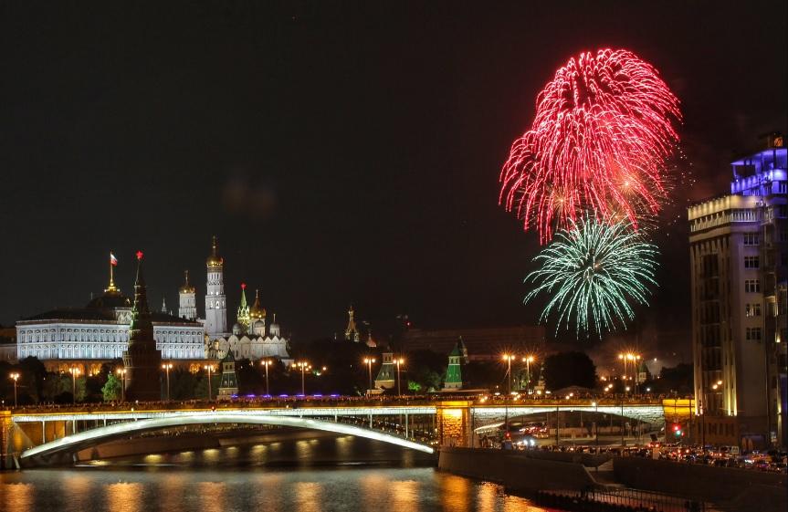 Красивые фото Москвы в ноябре 2019 года (9)