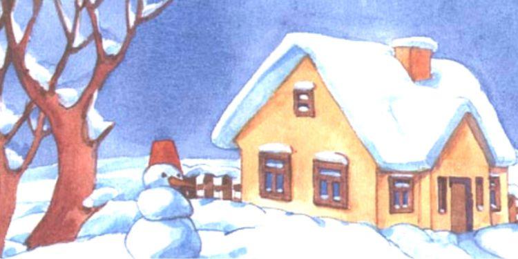 Красивый рисунок красота зимы (17)